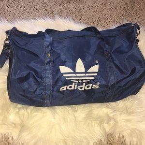 917093c780 adidas Bags - Vintage Adidas Trefoil Small Duffle Bag